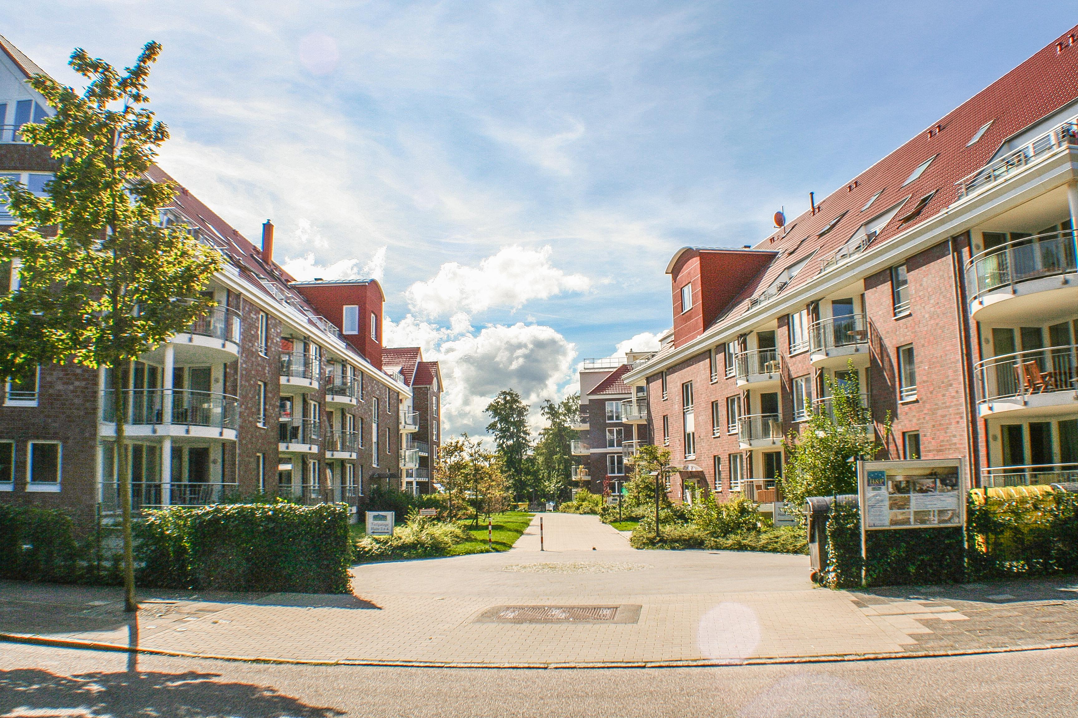 H&P Ferienwohnungen in Cuxhaven - dieFerienanlagen